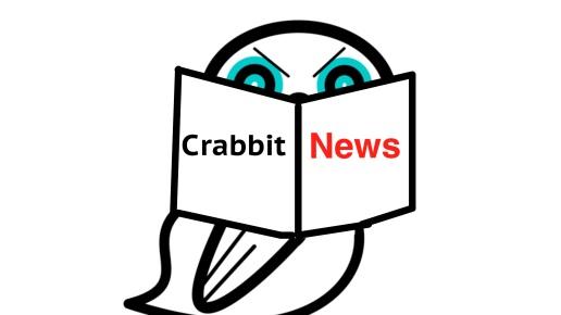 Crabbit News Logo
